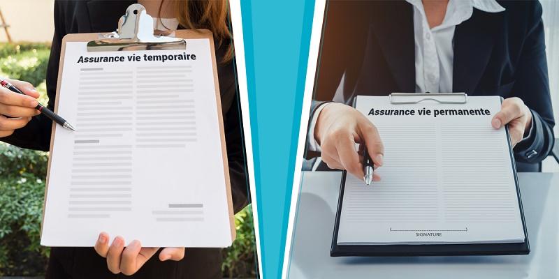 choisir assurance temporaire ou assurance permanente