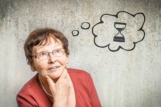 L'espérance de vie à 60 ans et plus