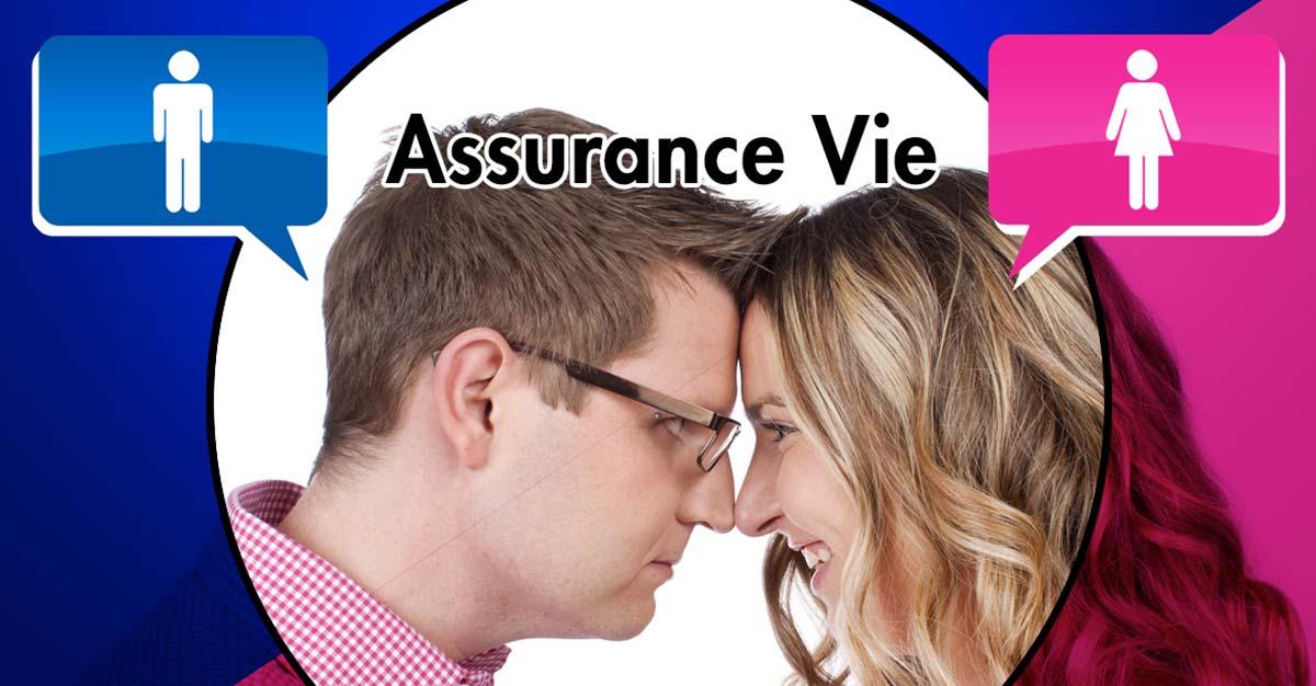 Quelle est la diff rence de prix pour une assurance vie entre une femme et un homme comparer - Difference entre les cookeo ...
