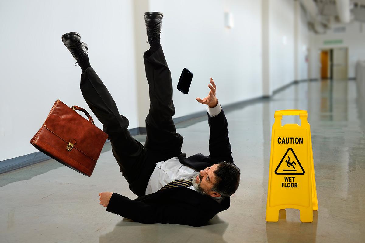 Ce que peut faire l'assurance accident pour vous.