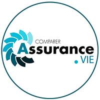 Voici le logo de Comparer Assurance Vie.