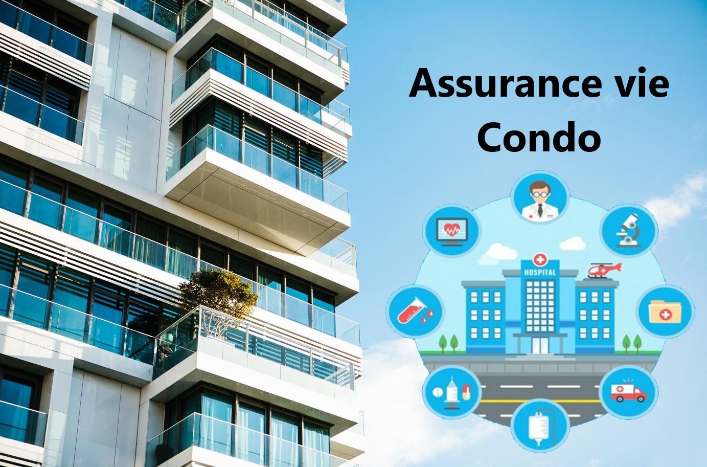 assurance vie condo
